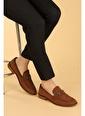 Ayakland Ayakland 2700 Süet Günlük Erkek Klasik Ayakkabı Taba